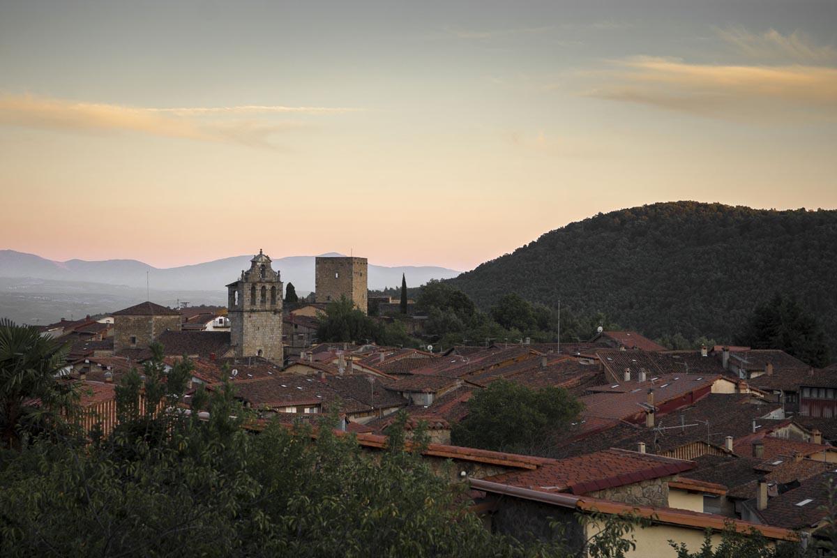 Vista general de San Martín