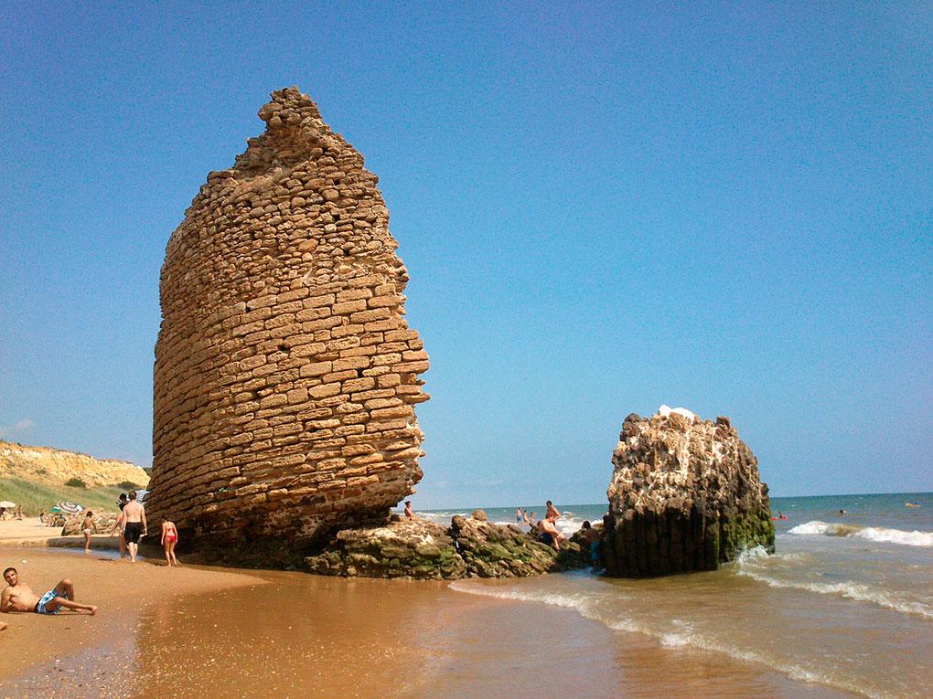Playa de Torre del Loro.