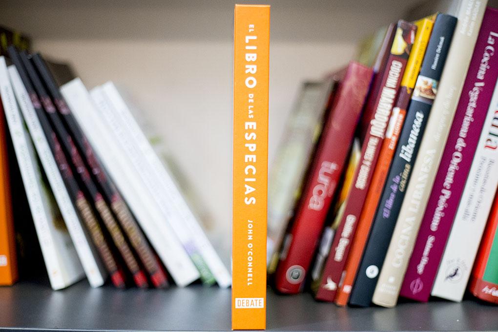 'El libro de las especias'. Foto: A Punto Librería