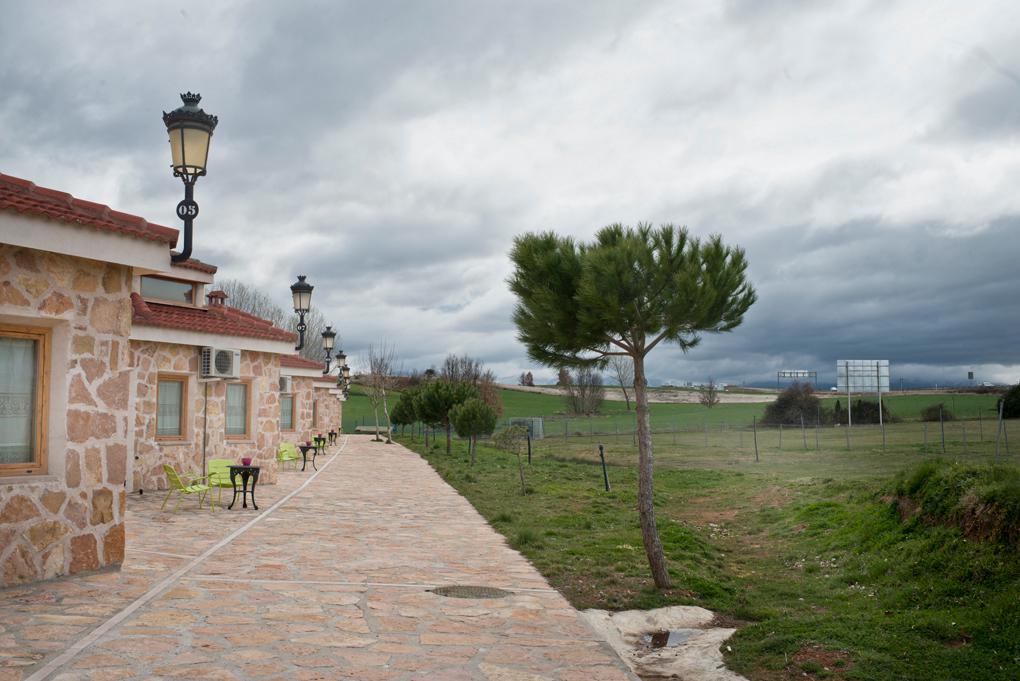 Pensadas para descansar en mitad de un largo viaje, Boceguillas tiene 18 habitaciones con garaje.