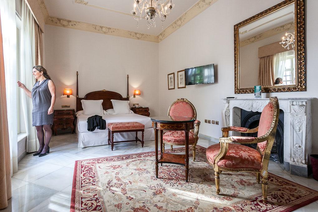 La habitación de Franco