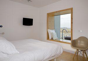 Habitación doble hotel Aire de Bardenas