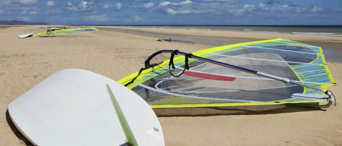 Fuerteventura es el paraíso para los deportes acuáticos que requieran gran cantidad de viento