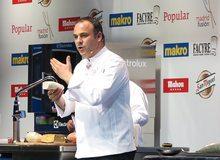 Ángel León demostró una vez más que el pescado de descarte puede darnos platos increíbles