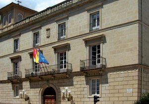 Casa de los Chapiteles. / Cedida por: Gobierno de La Rioja.