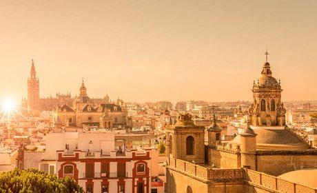 Sevilla otoño 2016