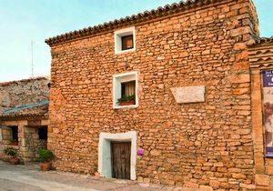 Casa natal del pintor Francisco de Goya y Lucientes en Fuendetodos