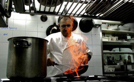 Donde comen los cocineros Abraham Garcia