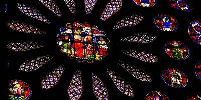 Catedral, sueño de la luz