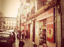 Calle Pelayo, Chinatown valenciano.