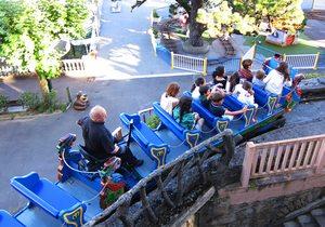 Parque de Atracciones en Monte Igueldo