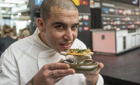 Mejor tapa creativa con queso, Madrid Fusión 2017 | Guía Repsol