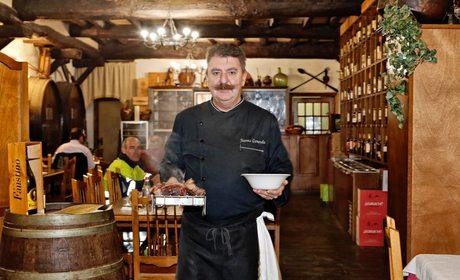 Restaurantes kilometro 417 de la N-I (Gipuzkoa ) | Guía Repsol