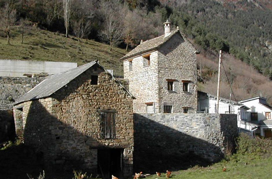 Informacion turistica de torla huesca guia repsol for Oficina turismo torla