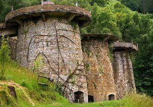 Minas de hierro de Aizpea