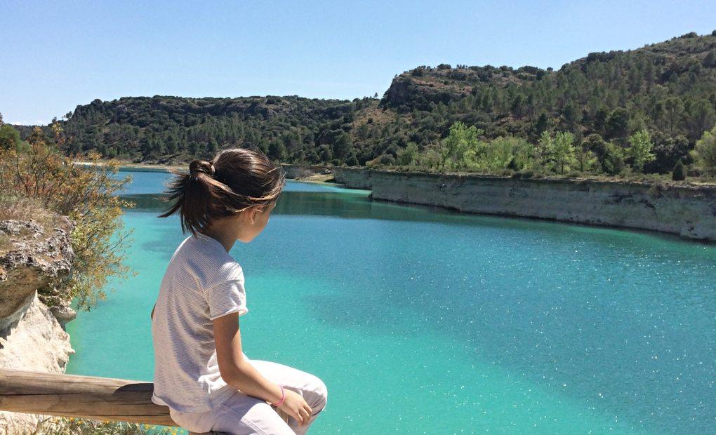 Lagunas de Ruidera. Foto: Johanna Saldón