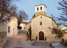 Iglesia en Olmeda de las Fuentes