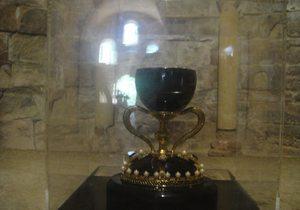 Santo Grial de la Catedral de Valencia,