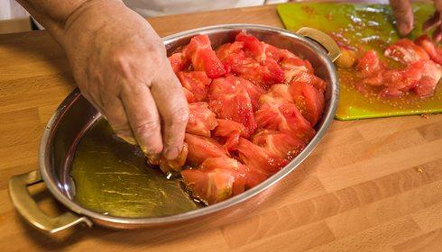 Recetas con tomates en otoño | Guía Repsol