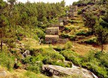 Muíños do Folón e do Picón / Imagen cedida por: Turismo Rías Baixas