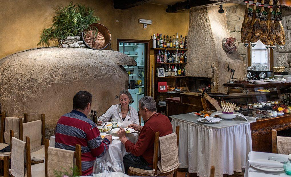 Horno de Asar Paco, Restaurante, Madrid. Foto: Alfredo Cáliz