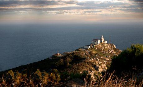 Cabo Finisterra. / Cedida por: Turismo de Galicia