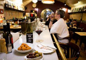 Bar del Pla, Barcelona. Foto: César Cid