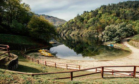 La naturaleza del río Miño | Guía Repsol