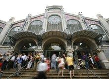 El Mercado Central, imponente obra modernista