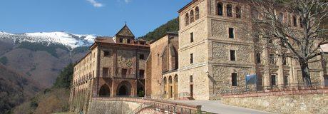Monasterio de Nuestra Señora de Valvanera / Cedida por: Senditur
