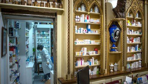 Farmacias históricas de Madrid | Guía Repsol