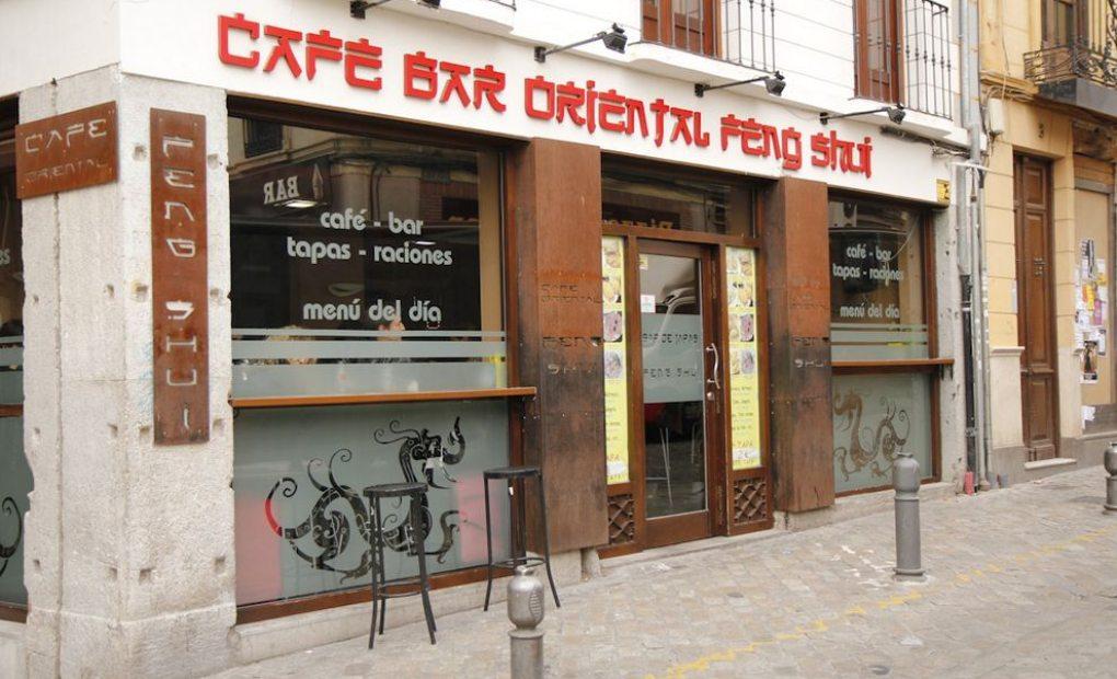 Café oriental Feng Shui