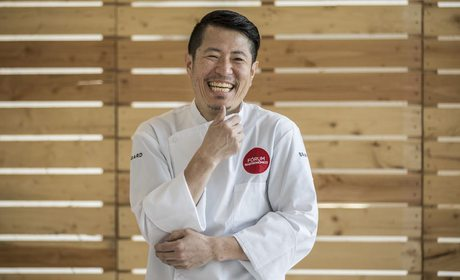 Donde come Hideki Matsuhisa | Guía Repsol