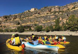 Hoces del Duratón en Kayak   Guía Repsol