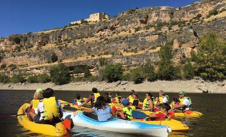 Hoces del Duratón en Kayak | Guía Repsol