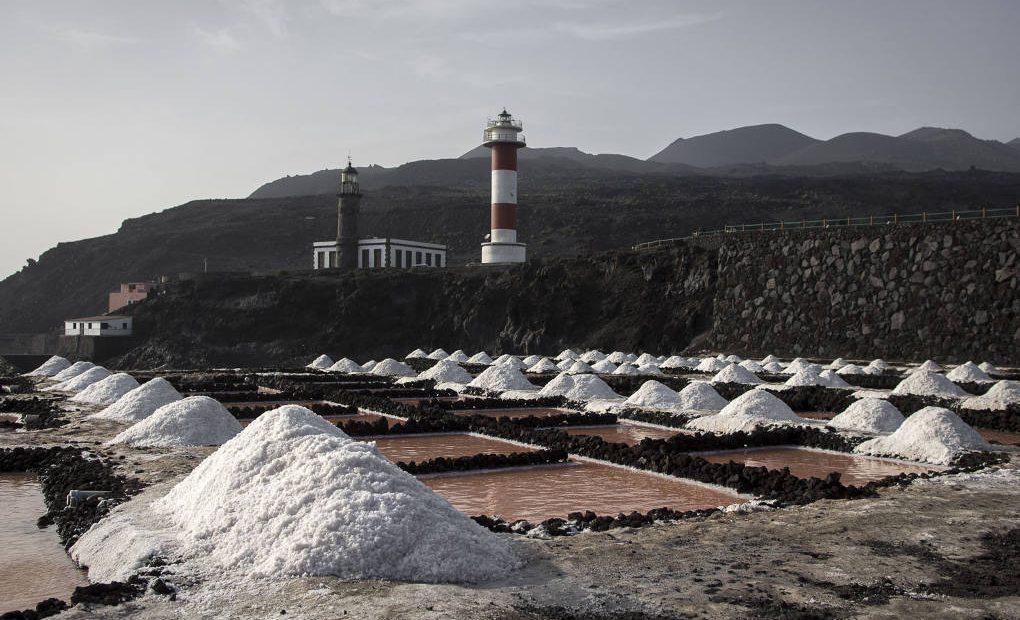 Salinas de Fuencaliente de La Palma | Guía Repsol