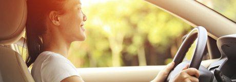 Cómo sentarse al volante