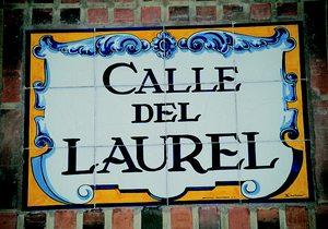 Calle Laurel, Logroño. / Cedidas por: Turismo de La Rioja.