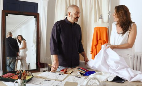 Juan Duyos, diseñador de las chaquetilla de la Guía Repsol   Guía Repsol