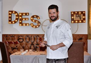 Restaurante 'Desencaja', Madrid | Guía Repsol