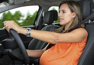 Embarazadas al volante