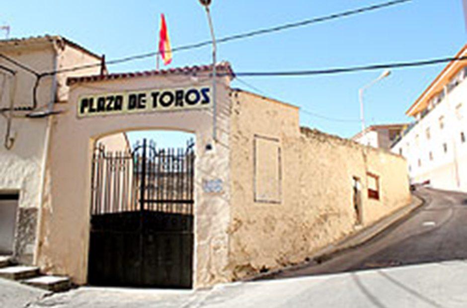 plaza toros bocairent