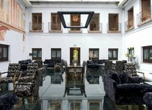 Patio-comedor Hotel Hospes Palacio del Bailio