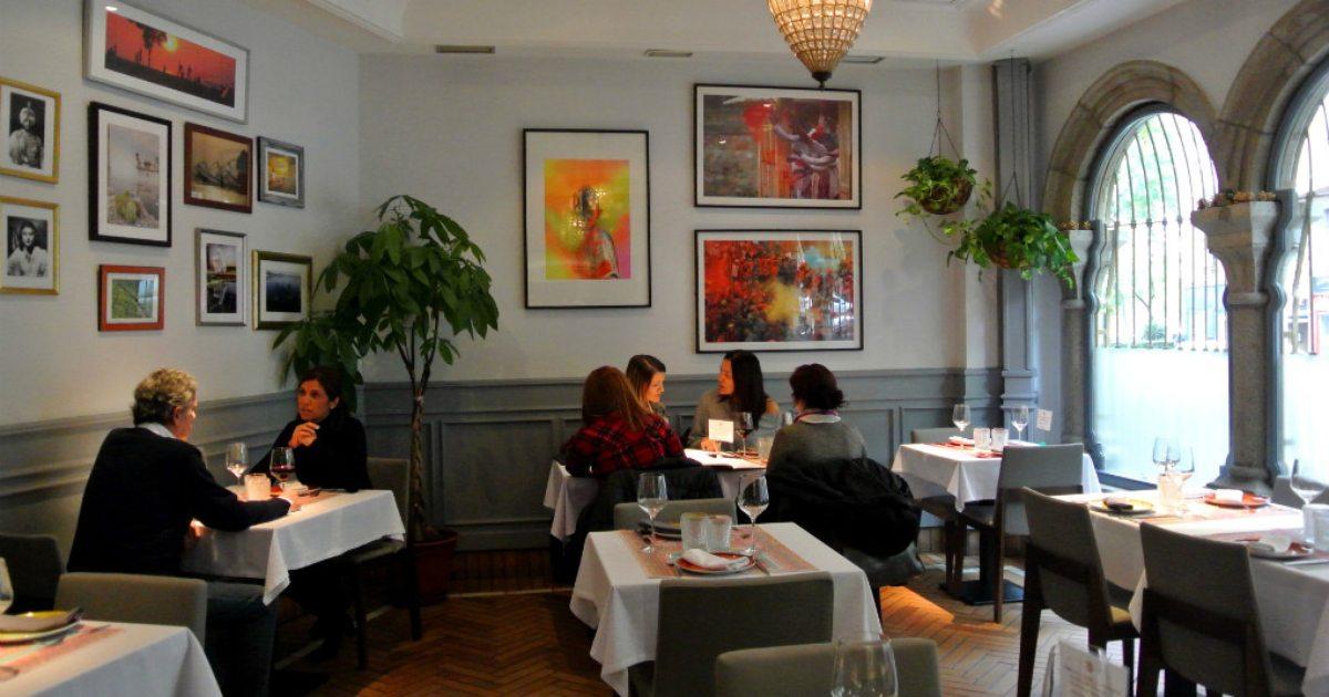 Restaurantes ex ticos en madrid gu a repsol - Restaurantes navidad madrid ...