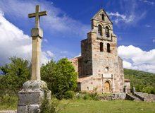 Iglesia de San Andrés, Valdelomar