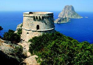Torre des Savinar y Es Vedra