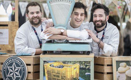 Los nuevos chef de la cocina gallega | Guía Repsol