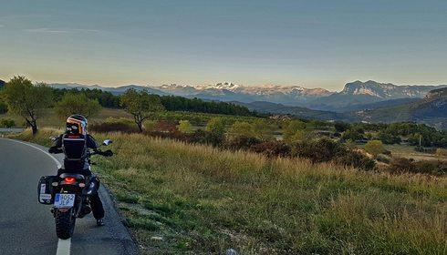 Ruta en moto por Huesca   Guía Repsol