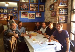 Los Secretos en Casa Anton, Lerma. Foto: Facebook