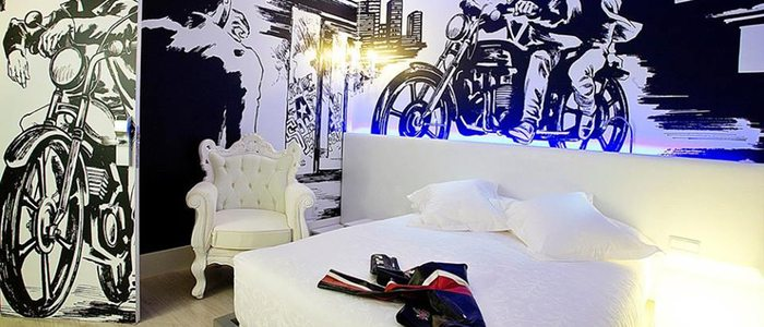 Hotel Dormirdcine, Madrid